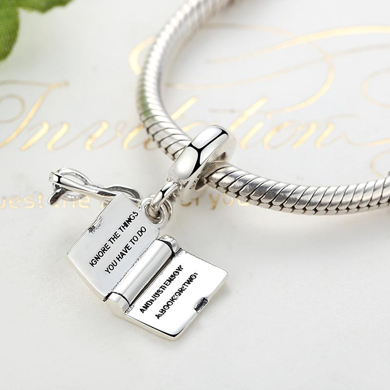 3dc305279 coupon code for i love reading book charm beads 32408 2c02e
