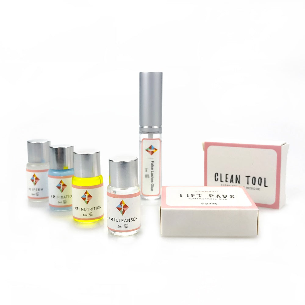VGEM LASH LIFT Professional Lash Lifting Kit