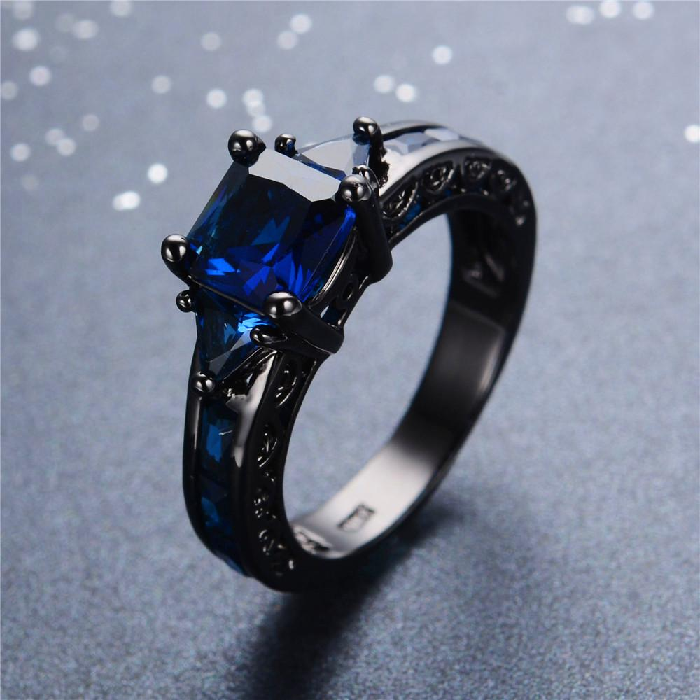 gems midi geometric n ring rings engagement baubles set