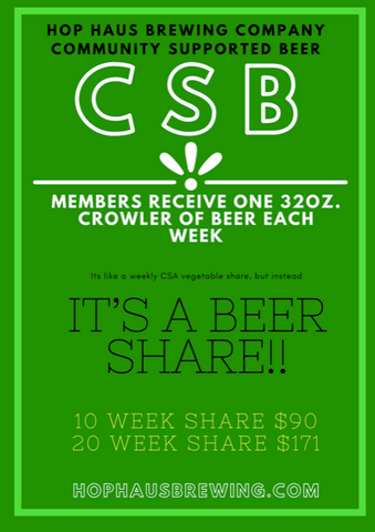 CSB Subscription (10 weeks)