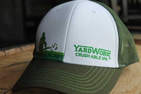 Green Yardwork IPA Trucker Hat