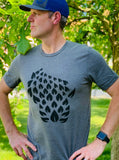 Grey Wisco-Hop shirt