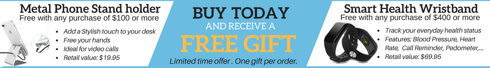 Standing Health - Free Gift limited offer