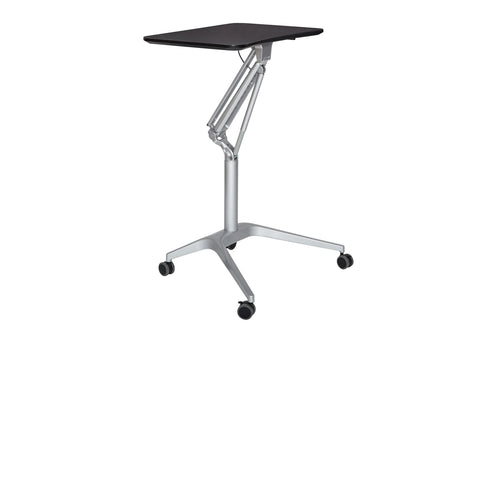 Standing Health - WorkPad Silver Base - 201-BLK |201-WAL |201-GREEN |201-BLUE |201-WH |201-CH |201-ESP |201-ORA |201-RED -  Standing Health - Standing Desk - Desk Converter