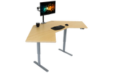 Standing Health - iMovR - Energize Corner Standing Desk - EGFDb-CNA4747ds-T -  iMovR - Standing Desk - Desk Converter