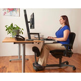 Health Postures 5100 Stance Angle Sit-Stand Chair -  Health Postures - Standing Desk - Desk Converter