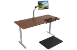 iMovr Cascade Standing Desk with Freedom XT Base -  iMovR - Standing Desk - Desk Converter