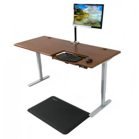 iMovr Cascade Standing Desk with Freedom Base -  iMovR - Standing Desk - Desk Converter