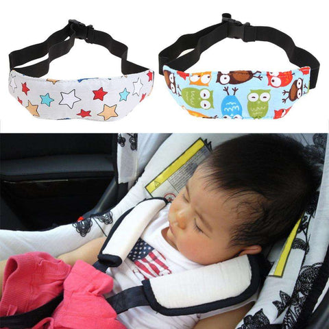 Car Seat Neck Support For Babies