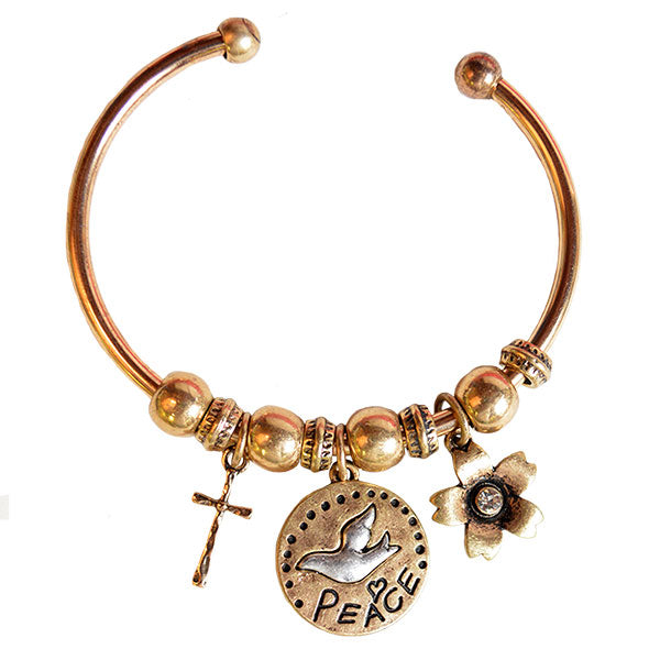 Faith Gear Women's Bracelet - Peace