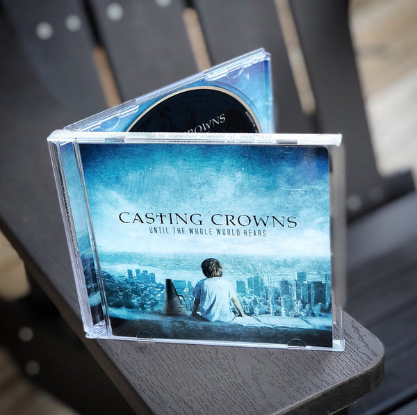 Casting Crowns (Until the whole world Hears)