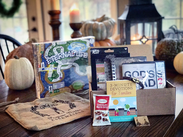 November Purpose Driven Family Kit