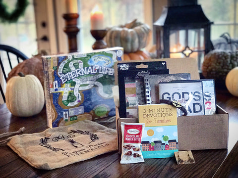 November Purpose Driven Family Kit 2017