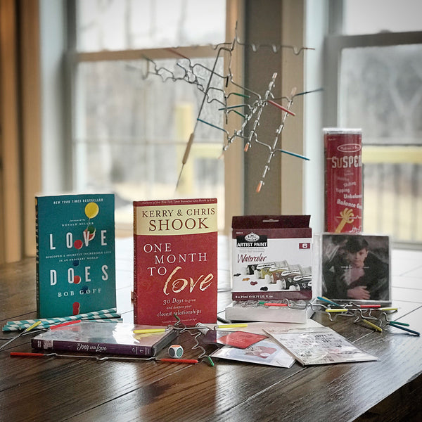February Purpose Driven Family Kit 2018