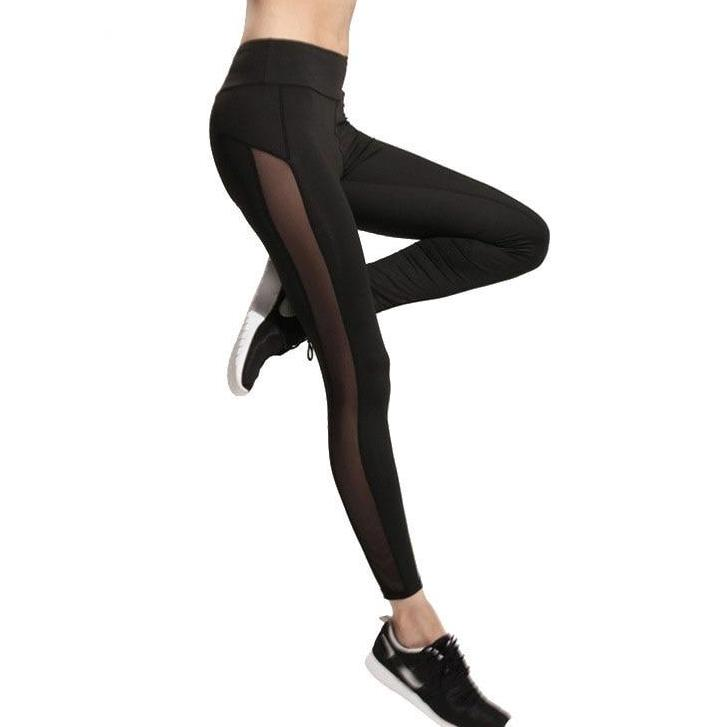 Myhotstuff Black Fitness Legging