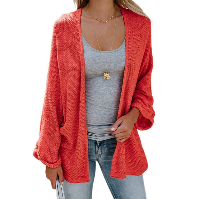 Myhotstuff Plus Size Cardigan Sweater