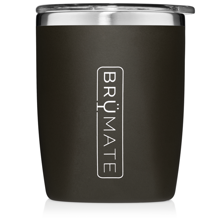 BRUMATE ROCKS GLASS MATTE BLACK