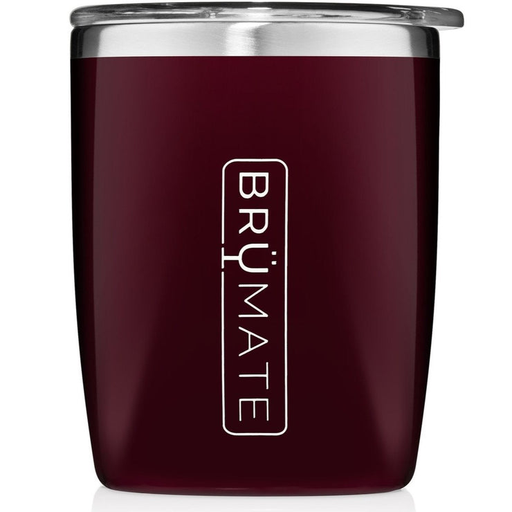 BRUMATE ROCKS GLASS MERLOT