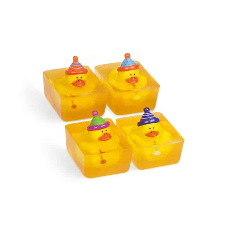Birthday Party Duck Toy Kids Soap