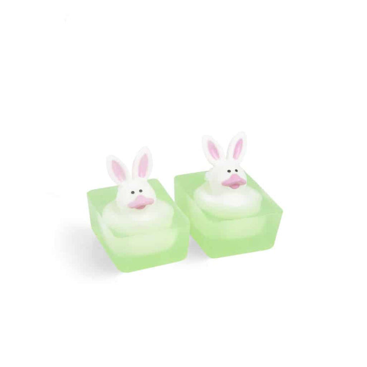 Bunny Duck Toy Kids Soap