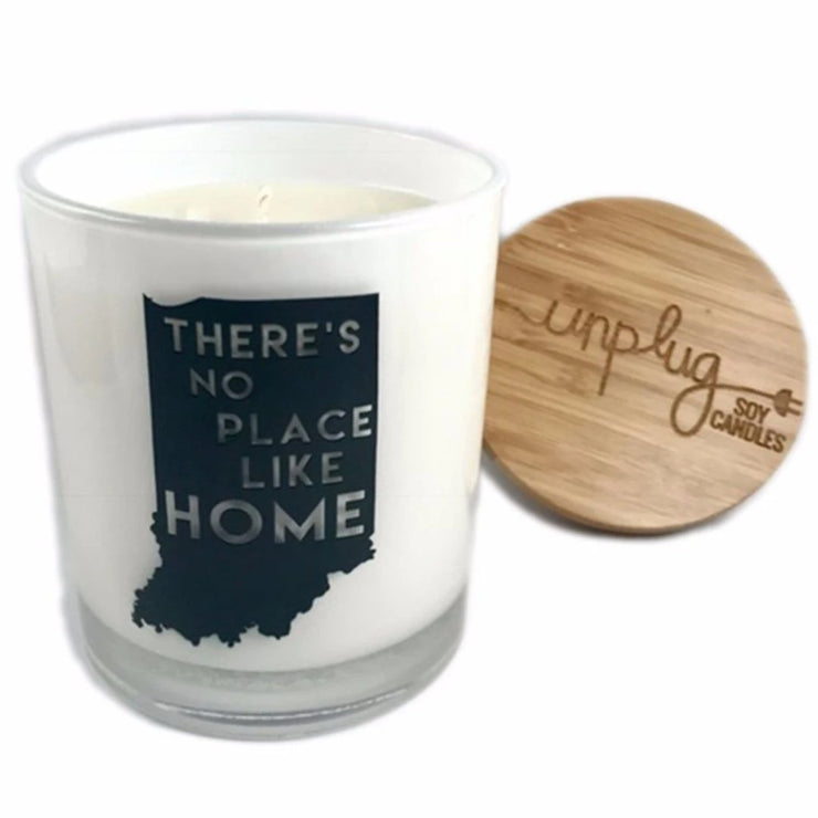 Indiana State Home Candle