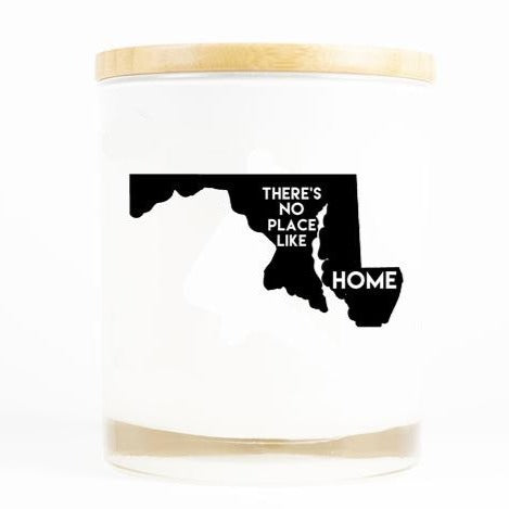 Home State Maryland Candle