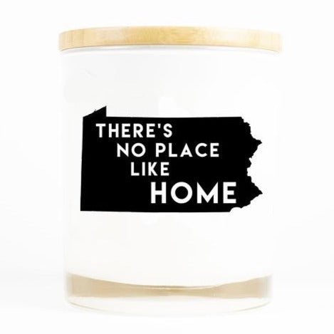 Pennsylvania Home State Candle