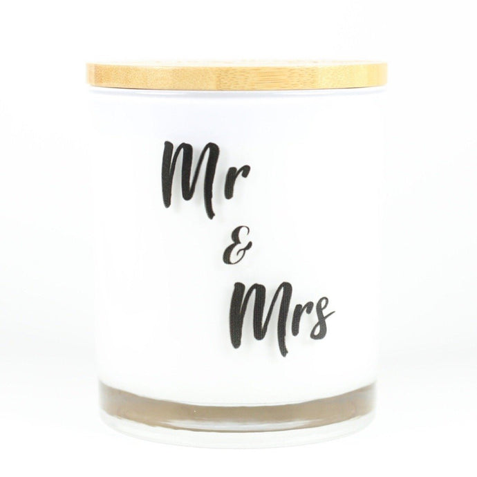 MR & MRS CANDLE