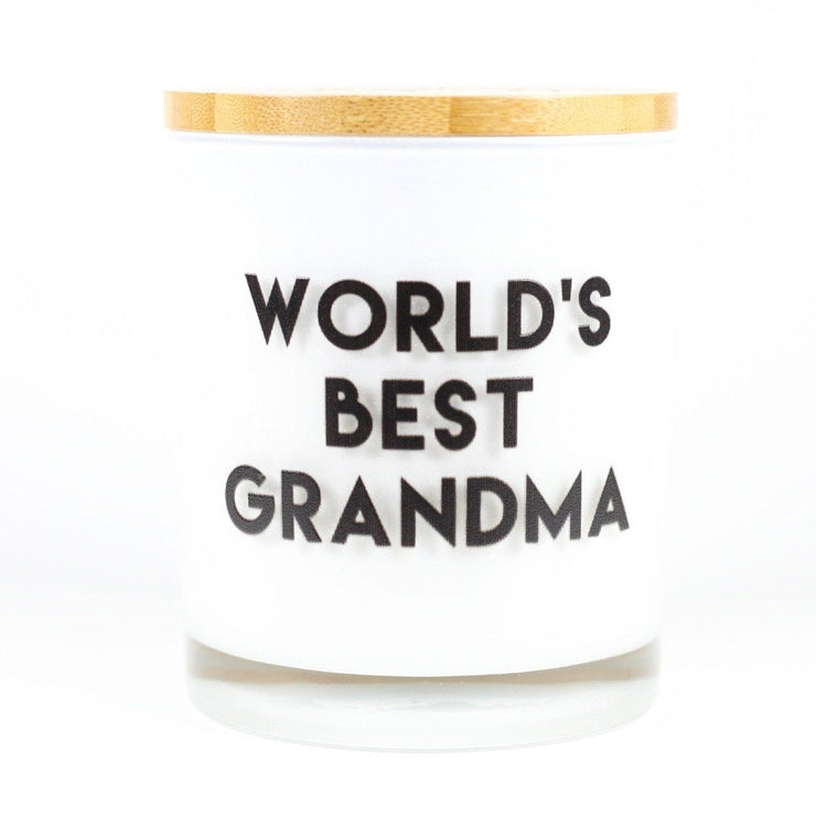 WORLD'S BEST CANDLE