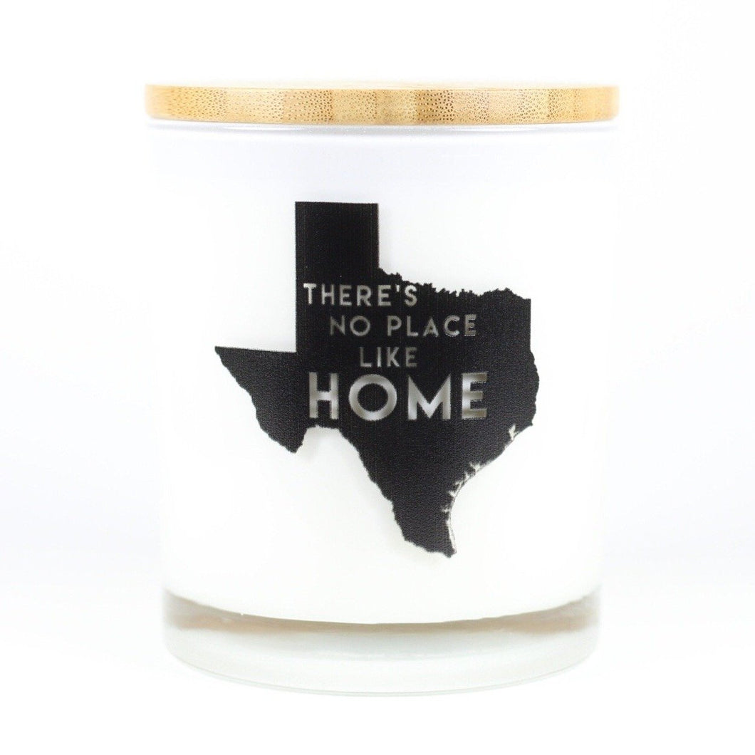 TEXAS HOME STATE CANDLE