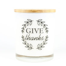 GIVE THANKS CANDLE