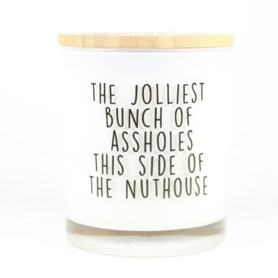 JOLLIEST BUNCH CANDLE