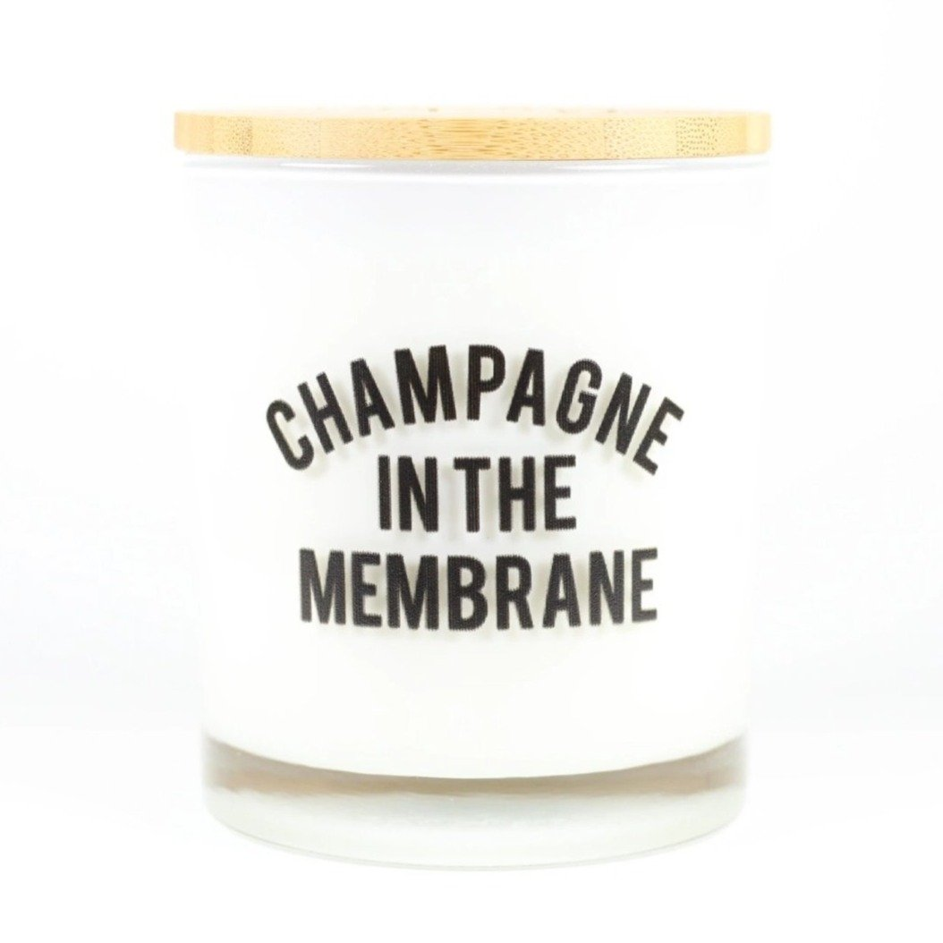 CHAMPAGNE IN THE MEMBRANE