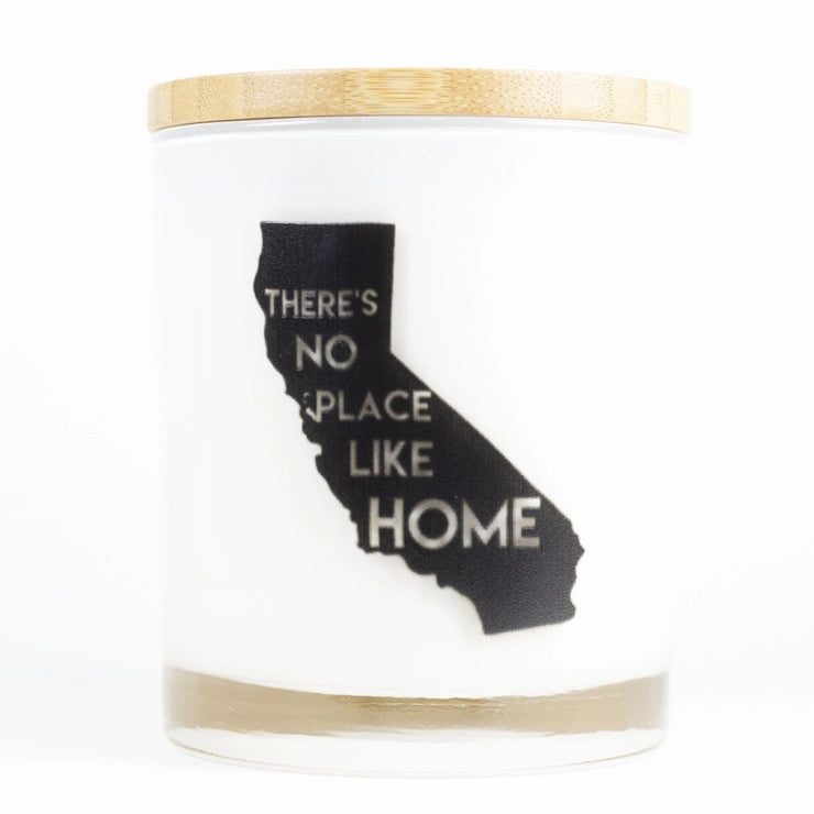 CALIFORNIA HOME STATE CANDLE