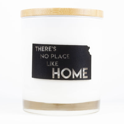 Kansas Home State Candle