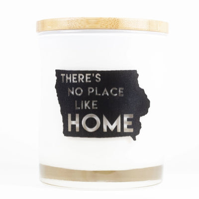 Iowa Home State Candle