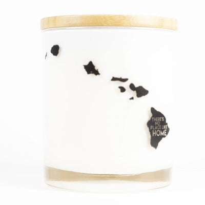 Hawaii State Home Candle