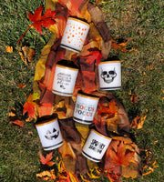 Fall Collection Candles