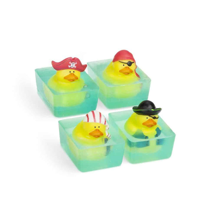 Pirate Duck Toy Kids Soap