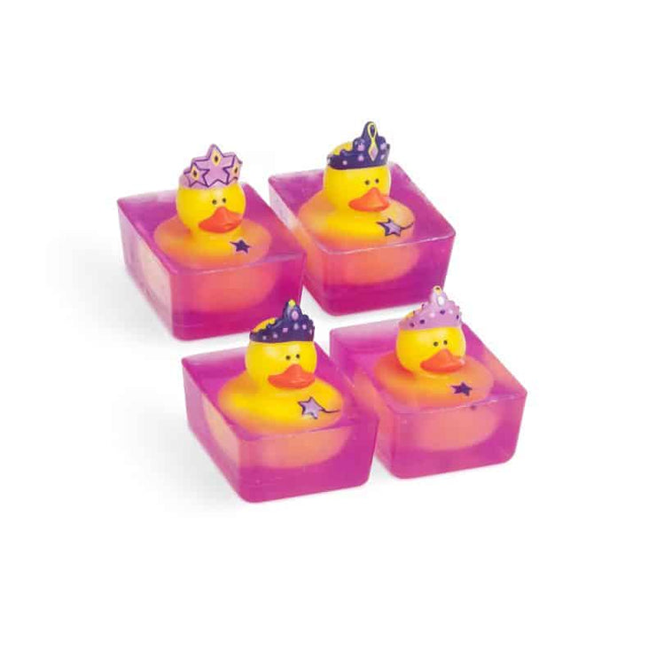 Princess Duck Toy Kids Soap