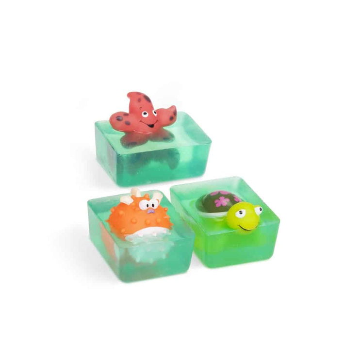Sea Life Toy Kids Soap