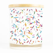 Birthday Sprinkles Candle