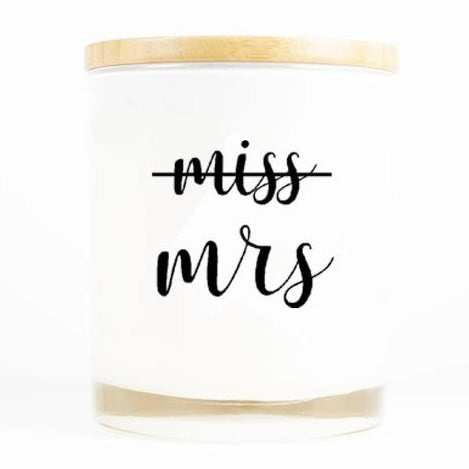 Miss to Mrs Candle