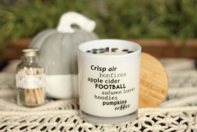Fall Vibes Autumn Air Candle