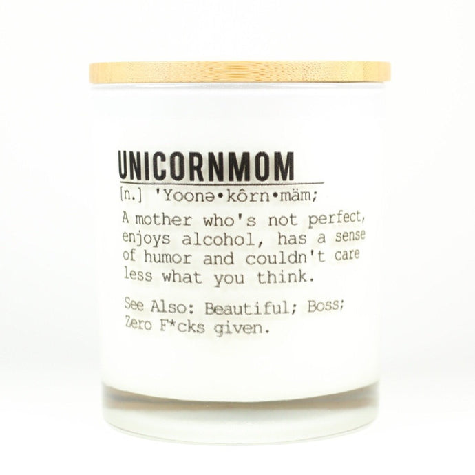 UNICORNMOM CANDLE