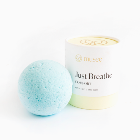 Just Breathe Bath Balm Musee