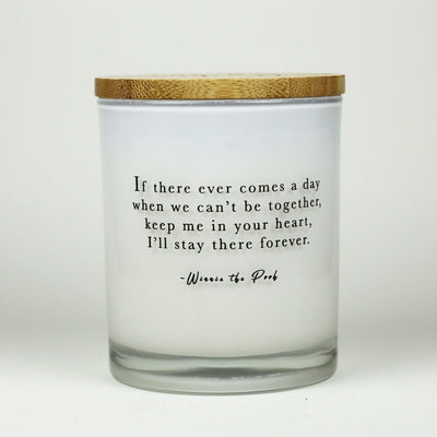 KEEP ME IN YOUR HEART CANDLE