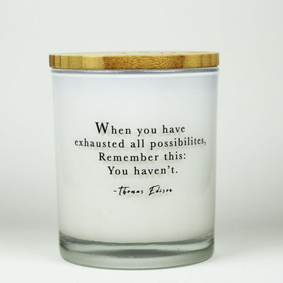 REMEMBER THIS CANDLE