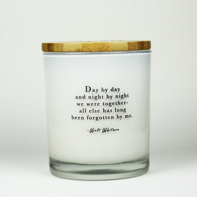 We Were Together Candle