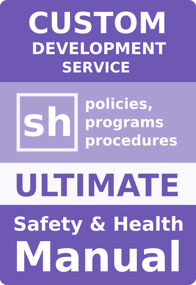 Safety Program Manual - Custom